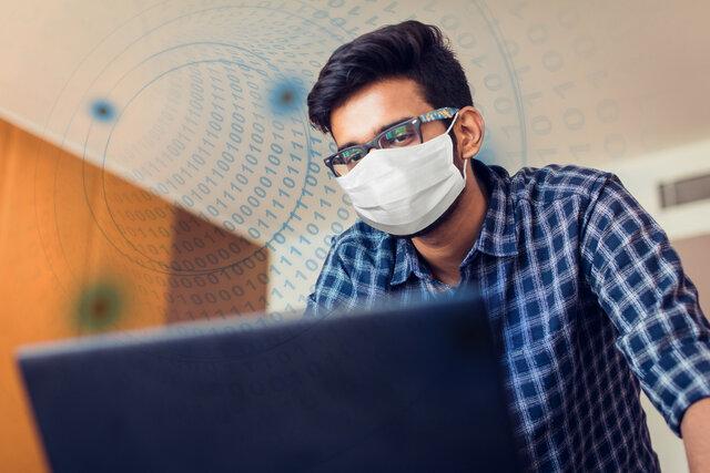 ویروس کرونا و دورکاری